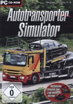 autotransporter simulator pc spiel. Black Bedroom Furniture Sets. Home Design Ideas