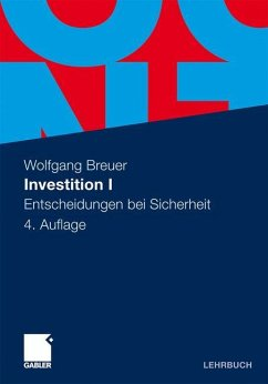 Investition 1 - Breuer, Wolfgang