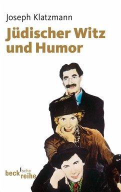 Jüdischer Witz und Humor - Klatzmann, Joseph