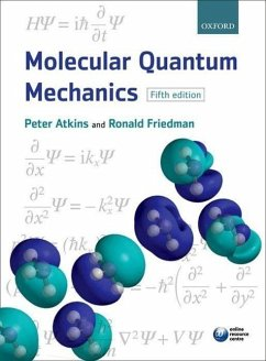 Molecular Quantum Mechanics - Atkins, Peter W.; Friedman, Ronald S.