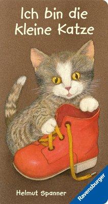 Ich bin die kleine Katze - Spanner, Helmut