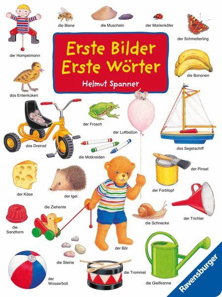 Erste Bilder - Erste Wörter - Spanner, Helmut