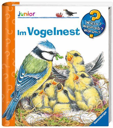 Im Vogelnest / Wieso? Weshalb? Warum? Junior Bd.39 - Erne, Andrea