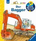 Der Bagger / Wieso? Weshalb? Warum? Junior Bd.38