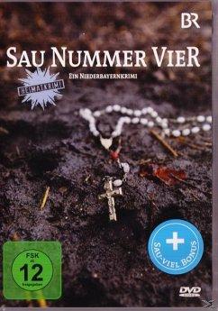 Sau Nummer vier. Ein Niederbayernkrimi - Bittenbinder,Johanna/Karlheim,Florian