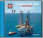 Schätze der Erde / Kristalle, 1 Audio-CD