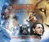 Die Reise auf der Morgenröte / Die Chroniken von Narnia Bd.5 (5 Audio-CDs) - Lewis, C. S.