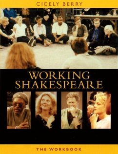 The Working Shakespeare Collection: A Workbook for Teachers: A Workbook for Teachers - Berry, Cicely