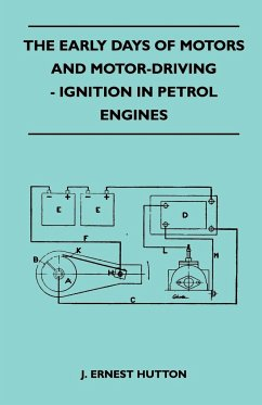 The Early Days Of Motors And Motor-Driving - Ignition In Petrol Engines