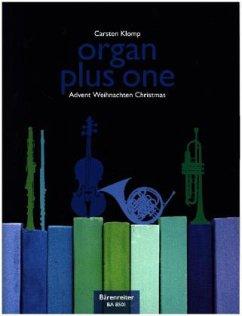Advent, Weihnachten, Christmas / Organ plus one