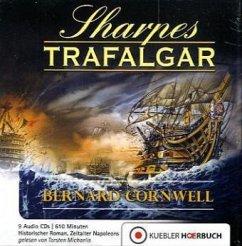 Sharpes Trafalgar / Richard Sharpe Bd.4 (9 Audio-CDs)