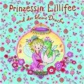 Prinzessin Lillifee und der kleine Drache / Prinzessin Lillifee Bd.8 (türkis)