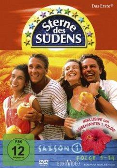 Sterne des Südens - Saison 1, Folge 01-14 (4 DVDs)