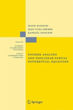 Fourier Analysis and Nonlinear Partial Differential Equations - Bahouri, Hajer;Chemin, Jean-Yves;Danchin, Raphaël