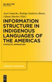 Information Structure in Indigenous Languages of the Americas