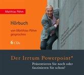 Der Irrtum PowerPoint, Audio-CD