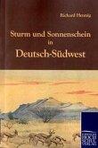 Sturm und Sonnenschein in Deutsch-Südwest