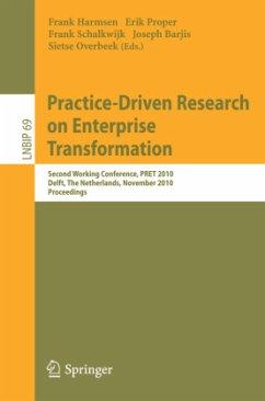Practice-Driven Research on Enterprise Transformation