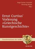 Ernst Curtius' Vorlesung