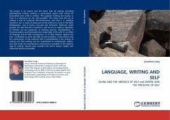 LANGUAGE, WRITING AND SELF