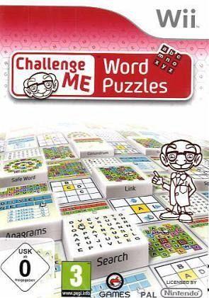 Challenge Me: Word Puzzles (Wii)