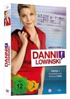 Danni Lowinski - Staffel 1 (3 Discs)