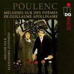 Melodies Sur Des Poèmes De Guillaume Apollinaire