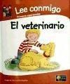 Lee conmigo, primeras experiencias, El veterinario, Educación Primaria - Hunt, Roderick Young, Annemarie