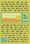 Matemàtiques, 3 ESO. Activitats - Calvo Calabuig, Roland García Barberá, Antonio Manuel Molina Núñez, Jesús