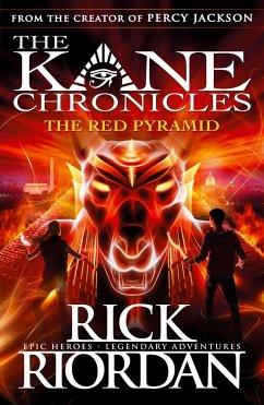 The Kane Chronicles 01. The Red Pyramid - Riordan, Rick