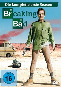 Breaking Bad - Die komplette erste Season DVD-Box