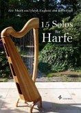 15 Solos für Harfe