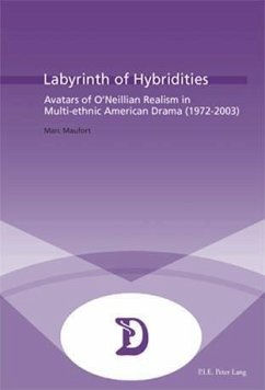 Labyrinth of Hybridities - Maufort, Marc