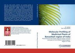 Molecular Profiling of Medicinal Plants of Banasthali region of India