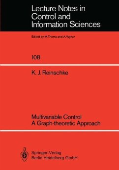 Multivariable Control a Graph-theoretic Approach
