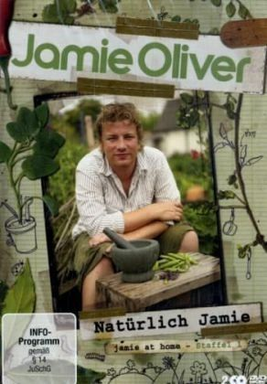 jamie oliver nat rlich jamie staffel 1 2 discs film auf dvd. Black Bedroom Furniture Sets. Home Design Ideas