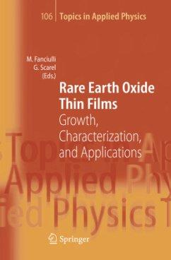 Rare Earth Oxide Thin Films