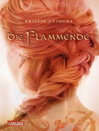 Die Flammende / Die sieben Königreiche Bd.2 - Cashore, Kristin