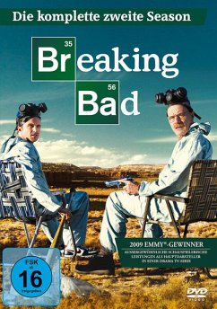Breaking Bad - Season 2 DVD-Box