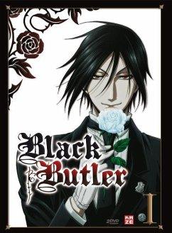 Black Butler - Vol. 1 - 2 Disc DVD