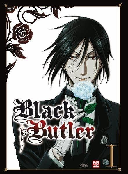 Black butler 2 staffel vol 1 2 discs