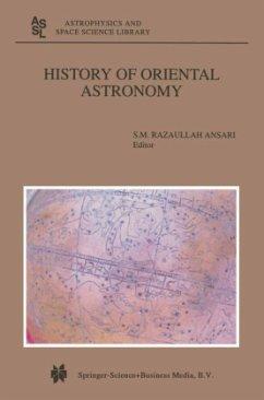 History of Oriental Astronomy