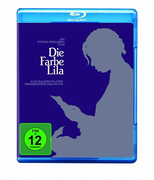 Die farbe lila film auf blu ray disc for Die farbe lila