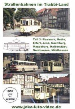 Eisenach, Gotha, Erfurt, Jena, Naumburg, Magdeb...