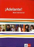 ¡Adelante!. Schülerbuch Nivel elemental. Ausgabe für Bayern