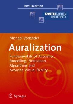 Auralization - Vorländer, Michael