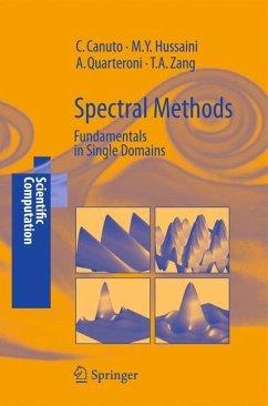 Spectral Methods - Canuto, Claudio;Hussaini, M. Yousuff;Quarteroni, Alfio
