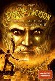 Die Schlacht um das Labyrinth / Percy Jackson Bd.4