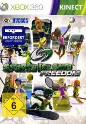 Sports Island Freedom (Xbox 360)