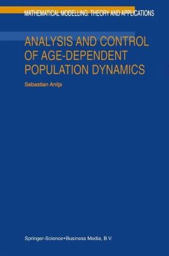 Analysis and Control of Age-Dependent Population Dynamics - Anita, S.